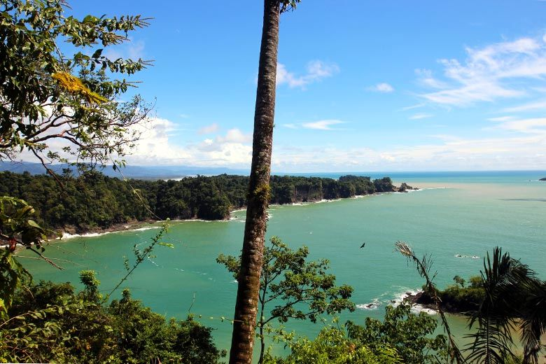 Our guide to hiking Manuel Antonio National Park - punta serrucho