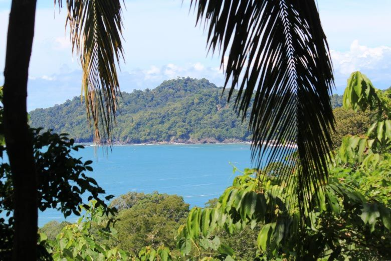 Our guide to hiking Manuel Antonio National Park- sendero mirador viewpoint